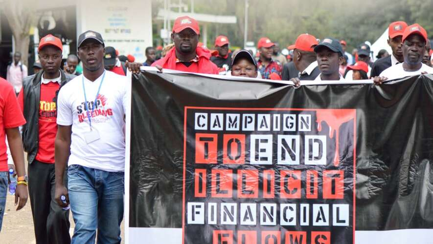 STOP IT, TRACK IT AND GET IT – Renewed drive to stop illicit Financial Flows from Africa